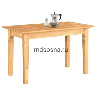Стол Мадрид 110х68 без вставки (бейц/масло)